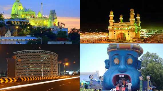 Hyderabad Historic Monuments